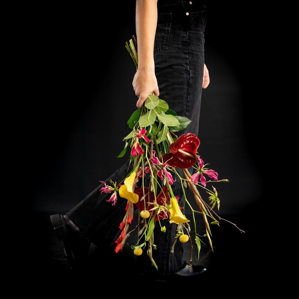 rouwboeketten van bloemen bezorgen