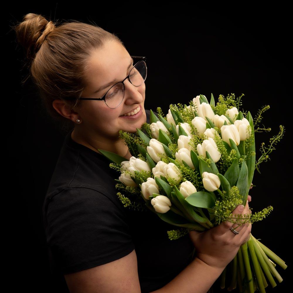 tulpen wit model